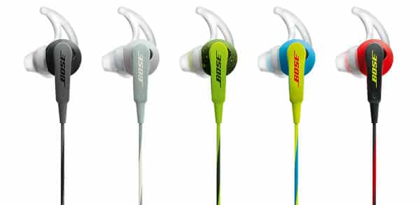 Bose SoundSport In-Ear headphones