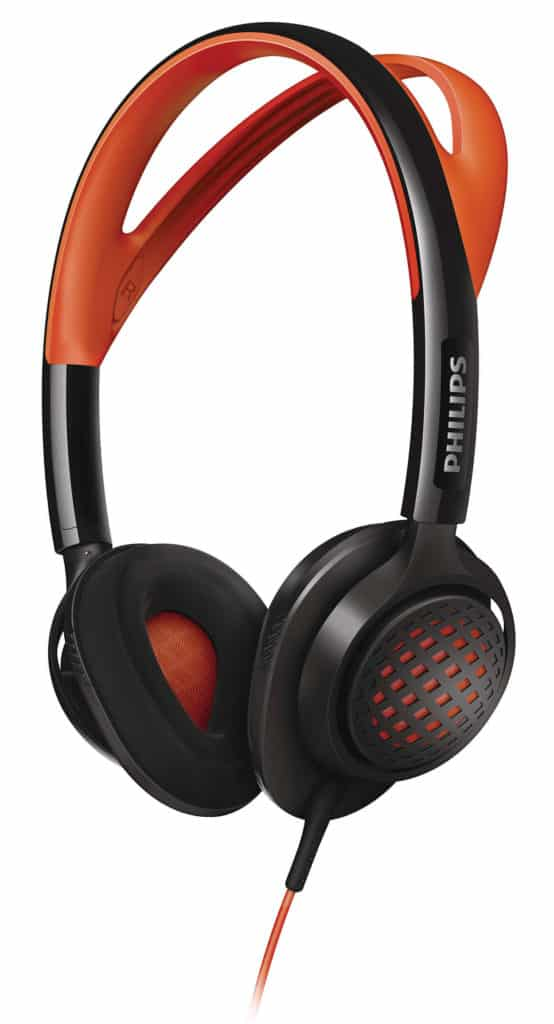 Philips ActionFit SHQ5200 headphones