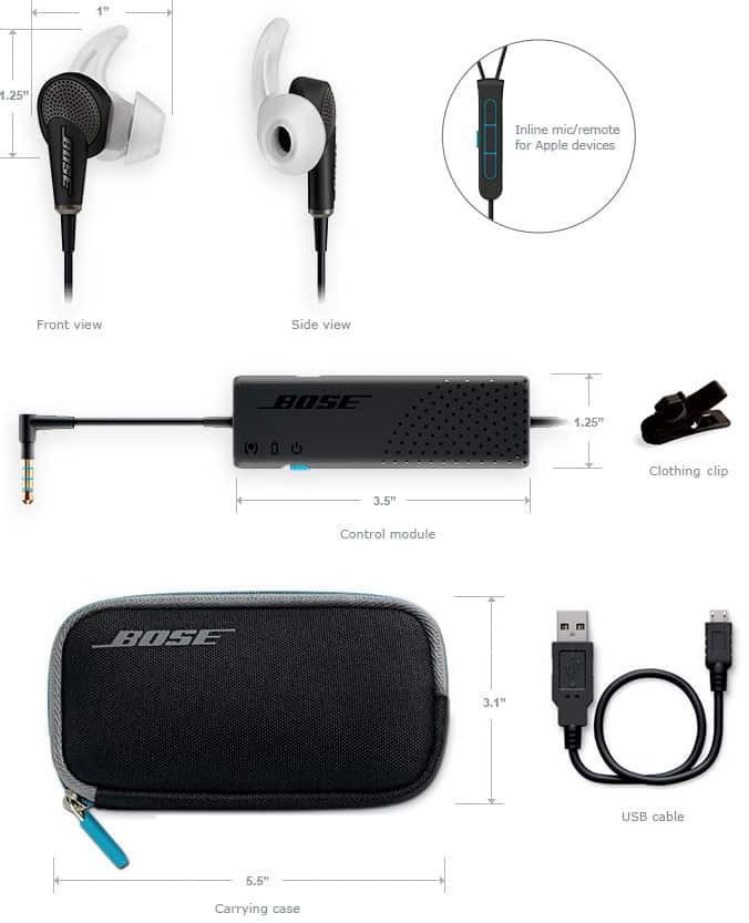 bose-quietcomfort-20-everything included
