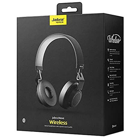 jabra move headphones box