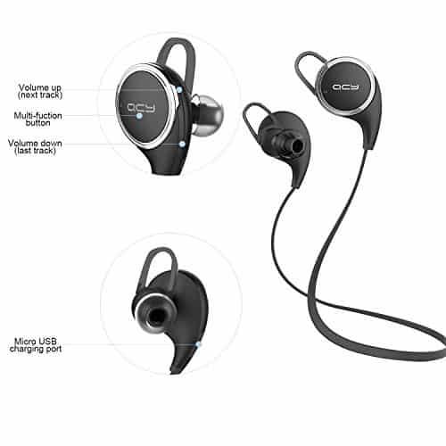 Matone QY7 wireless headphones