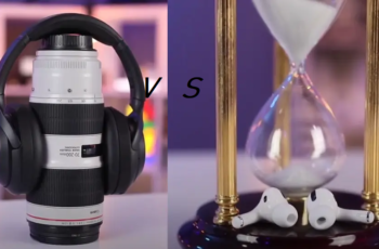 earbud vs headphone