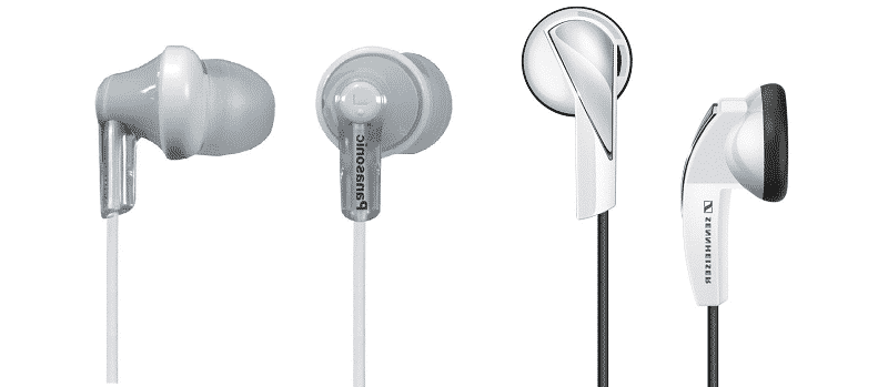 Heaphones vs. Earbuds