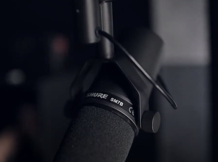 what mic does pewdiepie use